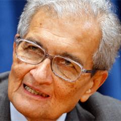 Marta Elvira interviews Nobel Prize winning economist Amartya Sen