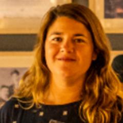 Carla Terry Osborne, responsable de las relaciones institucionales del Grupo Osborne